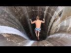 شاهد أخطر 10 قفزات وأكثرها جنوناً في العالم