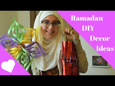 شاهد أفكار رائعة لتزيين منزلك بالفوانيس الجميلة قبل رمضان
