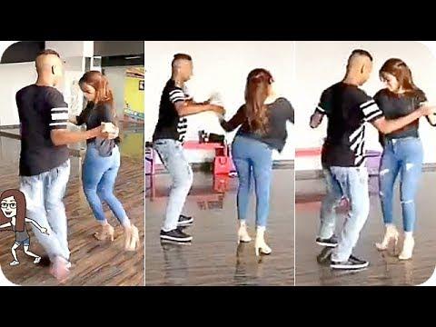 لايف ستايلشاهد أسيل عمران ترقص السالسا بشكل رهيب