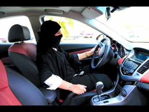شاهد اجمل فتيات العرب في سيارات فاخرة