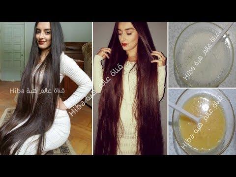 لايف ستايلبالفيديو  طريقة تحضير شامبو طبيعي لإطالة الشعر