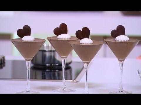 لايف ستايلشاهد طريقة عمل بارفيه الشوكولاتة بصوص الزبادي