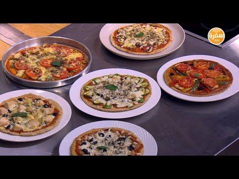 طريقة اعداد ومقادير بيتزا لمرضى السكر
