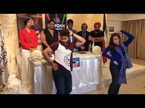 أبرار الكويتية تقدّم وصلة رقص هندية مثيرة