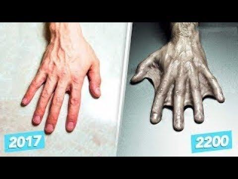 شاهد 7 تغيرات مخيفة ستحدث لأجسام الانسان في المستقبل