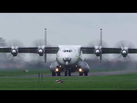 شاهد تعرف على أكبر طائرة مروحية في العالم