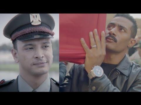 جنازة منصور القناوي من مسلسل نسر الصعيد