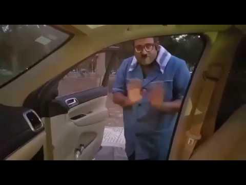 شاهد  سيد أبو حفيظة يرقص على تحدي كيكي kiki challenge
