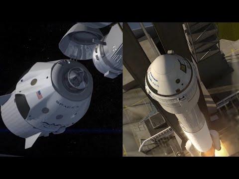 شاهدالقمر والمريخ أول وجهتين للرحلات الفضائية التجارية والسياحية