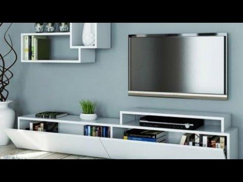 شاهد أفكار جديدة لتركيب شاشات التلفاز في المنزل