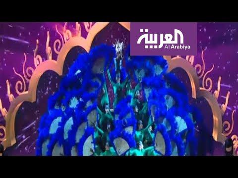 شاهد فرقة مياس اللبنانية تخطف لقب آراب جوت تالنت