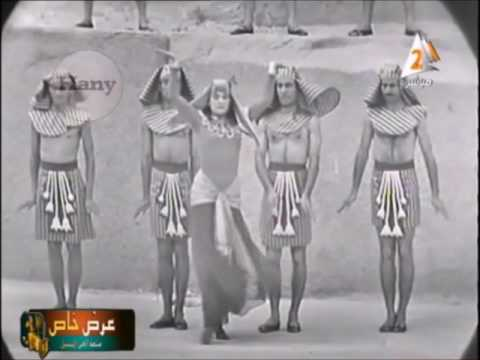لايف ستايلأشهر راقصة باليه مصرية تقدم عرضًا فرعونيًا