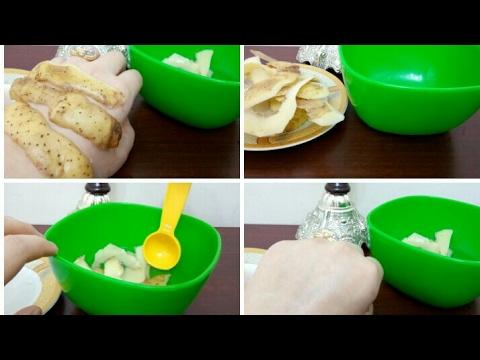 لايف ستايلفوائد قشر البطاطس للبشرة في وصفة غير مكلفة