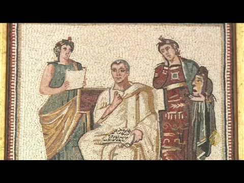 مدينة الجم متحف مفتوح لفن الفسيفساء