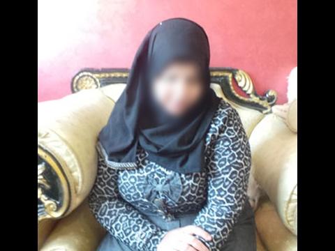 بالفيديو : مصرية تروي تفاصيل اغتصابها أمام زوجها وأبنائها