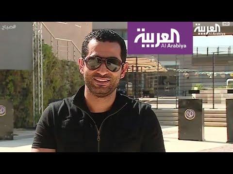 عمرو سعد يتحدث عن زواج أخيه من سمية الخشاب