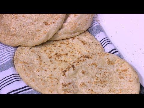 شاهد: طريقة إعداد خبز بلدي