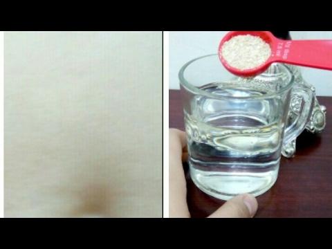 شاهد: تناول ملعقة واحدة على الريق من المشروب السحري