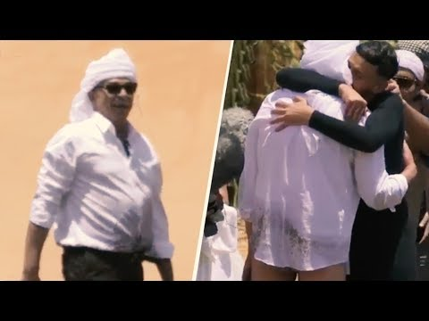 لايف ستايلشاهد أقوى رد فعل من محمود حميدة