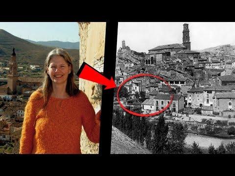 شاهد: إمرأة تدّعي أنها عاشت قرابة 150 عاماً