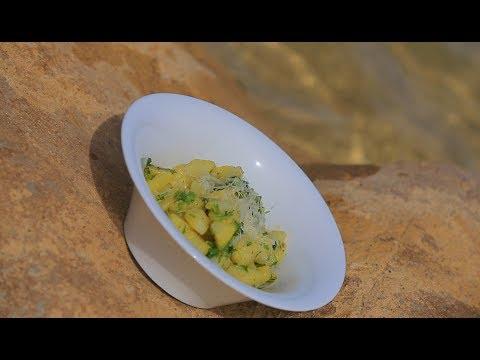 شاهد: طريقة إعداد سلطة بطاطس بالمايونيز