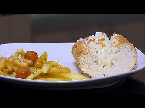 شاهد: طريقة إعداد شيش طاووق بالجبن في الفرن