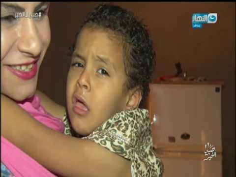شاهد: رد فعل ريهام سعيد بعد هجوم أحد الأهالي عليها أمام الكاميرات