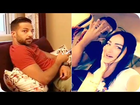 شاهد: هيا كرزون  تعبر عن غضبها من حبيبها نور