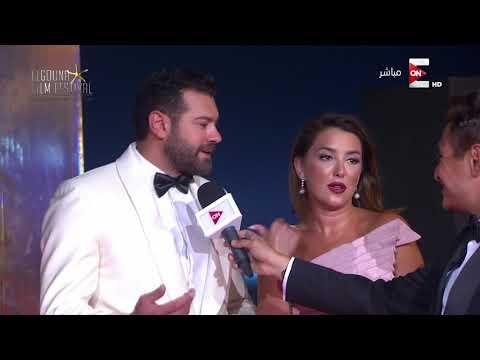 لايف ستايلشاهد عمرو يوسف وكندة علوش يتحدثان عن مشاركتهما في مهرجان الجونة
