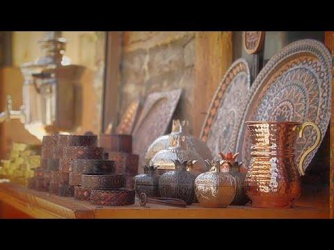 بالفيديو: تعرف على قرية لاهيغ لؤلؤة الحرفيين في أذربيجان