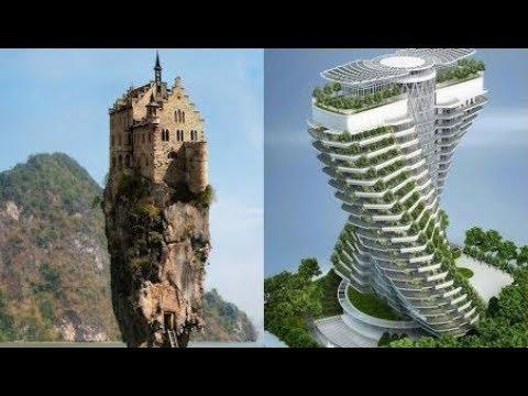شاهد: أروع 10 تحف معمارية في العالم