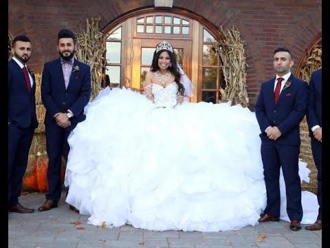 شاهد: أسوأ 10 فساتين زفاف في العالم