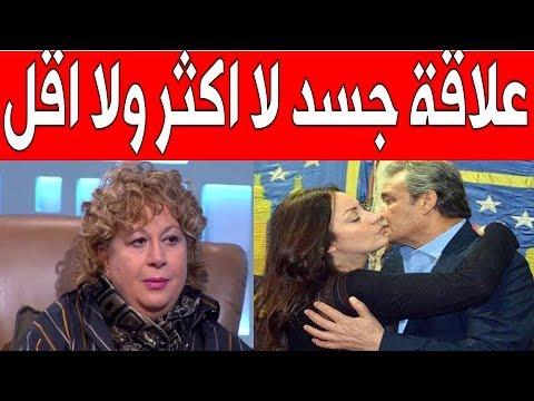 شاهد: أول تعليق من سمية الألفي على زواج فاروق الفيشاوي من نرمين الفقي