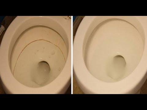 شاهد:مُطهر طبيعي فعّال يخلصك من ترسبات المرحاض الصعبة
