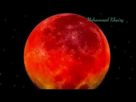 شاهد  العالم في انتظار أطول خسوف للقمر الجمعة