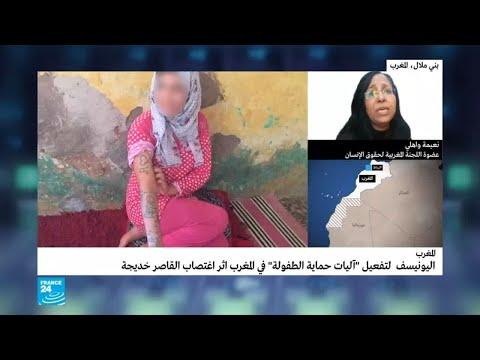 شاهد: حقوقية تكشف أن حالات الاغتصاب المسكوت عنها في المغرب كثيرة جدا