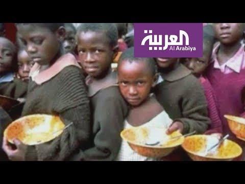 شاهد اليوم العالمي للغذاء صراع بين الجوع والبدانة