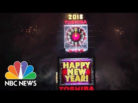 شاهد أبرز احتفالات عواصم العالم باستقبال عام 2018