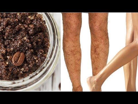 شاهد القهوة مع بيكربونات الصودا بديلك الفعال لجهاز إزالة الشعر