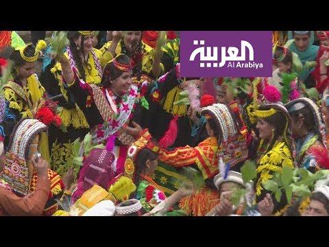 شاهد: قبيلة باكستانية تحمي تقاليدها الفريدة من تطفل السًّياح