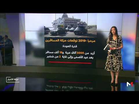 شاهد أرقام رسمية ومعطيات جديدة بشأن مرحبا 2019 لاستقبال المغاربة