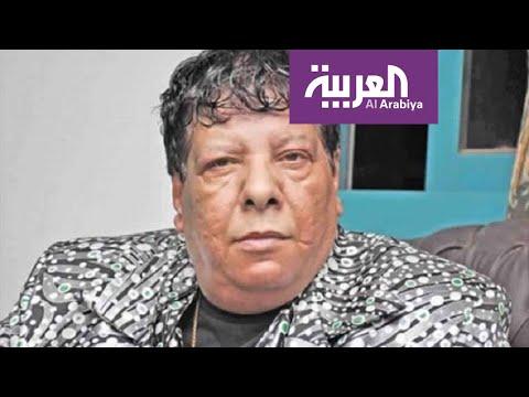 شاهد جنازة الفنان شعبان عبدالرحيم ووداع مؤثر من ابنه
