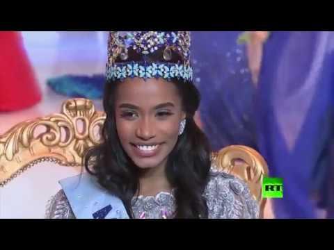 شاهد ملكة جمال جامايكا تفوز بلقب ملكة جمال العالم