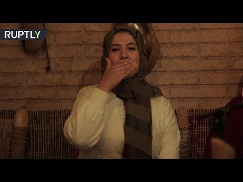 شاهد انطلاق  مسابقة أحسن زغرودة في طنجة في المغرب