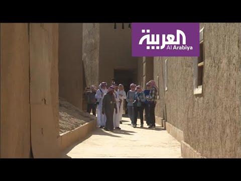 شاهد: السعودية وجهة السياحة الشتوية الجديدة مع بداية الموسم