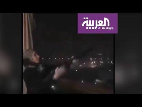 شاهد برلمانية مصرية تثير الجدل بتبريرها لحملها سلاحا واطلاقها للنار