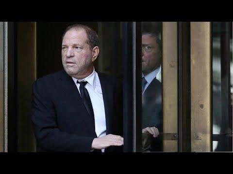 شاهد انطلاق محاكمة المنتج الأميركي هاري واينستين