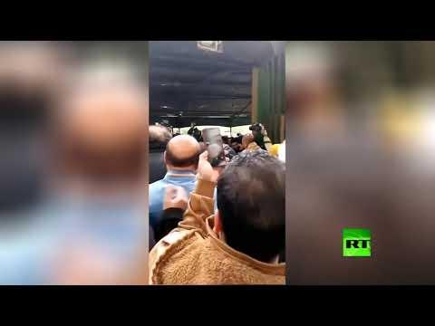 شاهد: تشييع الفنانة المصرية ماجدة بحضور فني كبير