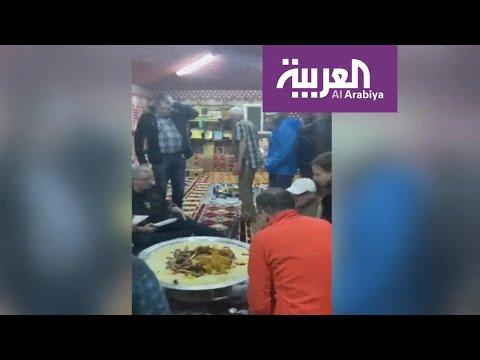 شاهد: سياح العلا في ضيافة أهالي المنطقة