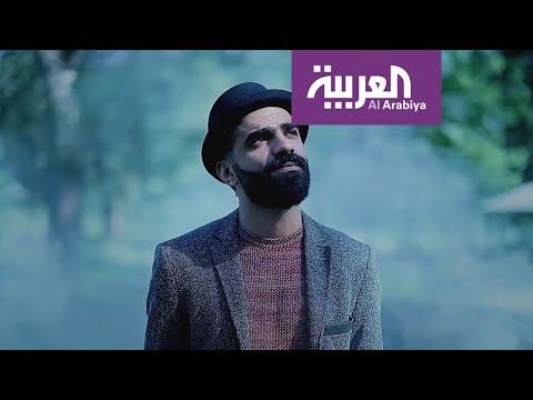 صباح العربية  الفنان السعودي محمد رباط يغني الأكابيلا